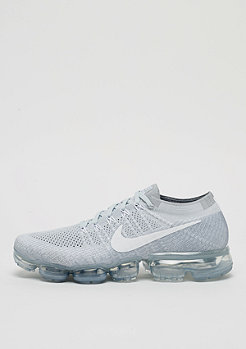 Air VaporMax Flyknit pure platinum/white/wolf grey