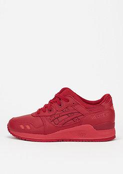 Gel-Lyte III red/red