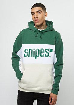 SNIPES Block evergreen/white/golden haze