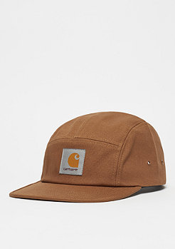 Five-Panel-Cap Backley hamilton brown