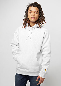 Hooded-Sweatshirt Chase ash heather/gold