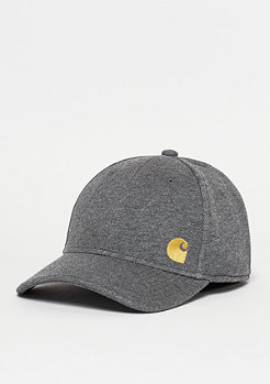 Baseball-Cap Chase Starter dark grey heather/gold