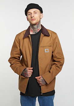 Übergangsjacke Detroit hamilton brown