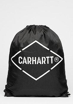 Carhartt WIP Turnbeutel Diamond Script black/white