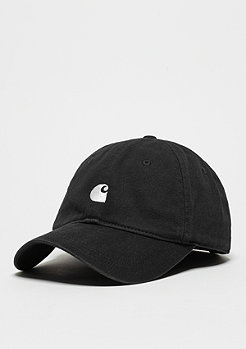 Baseball-Cap Major black/white