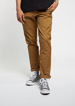 Chino Hose Sid hamilton brown
