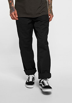 Chino Hose Simple Pant black