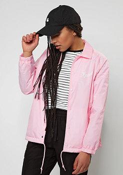 Carhartt WIP Übergangsjacke Strike Coach vegas pink/white