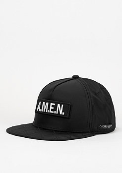 Snapback-Cap BL Flight black/orange