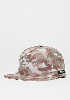 Snapback-Cap CSBL What You Heard mc