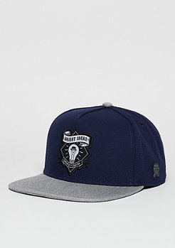Snapback-Cap CL Bright Ideas navy/grey