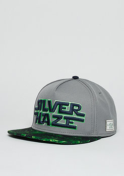 Snapback-Cap GL Force Haze grey/green