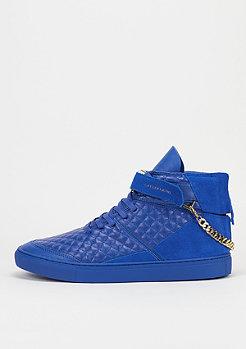 Schuh Hamachi parigian blue/gold