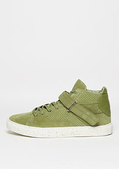 Schuh Sashimi light olive/spreckled cream