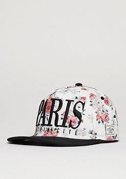 Snapback-Cap WL Paris FC Classic floral white/black
