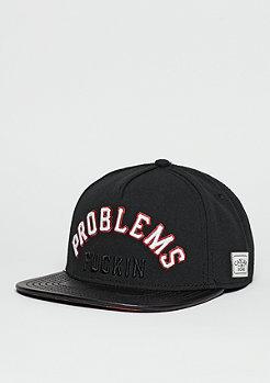 Snapback-Cap WL Problems black/orange