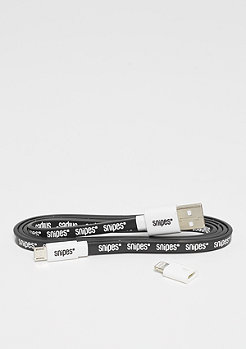 SNIPES Charging Cable black