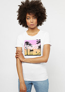 SNIPES Palm Classic T-Shirt white