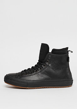 Stiefel Chuck Taylor All Star II Leather Hi black/black/black
