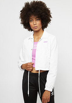 Cropped Coach white