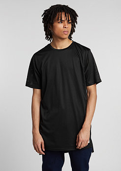 T-Shirt Horizon speckle black