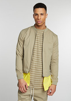 Jacke Horizon Zip Up mud