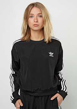 Sweatshirt 3S Crop black