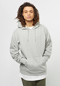 Hooded-Sweatshirt Oversized grey