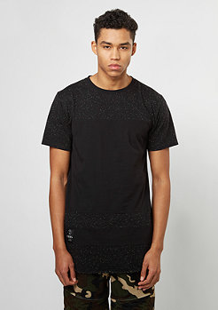 T-Shirt Horizon Scallop black