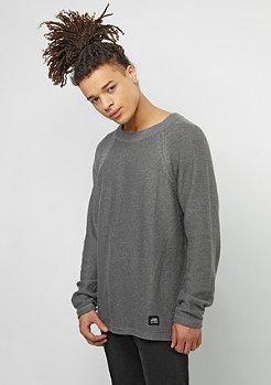 Sweatshirt Jab Knit sport melange