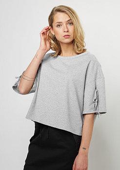T-Shirt Lacing light heather grey