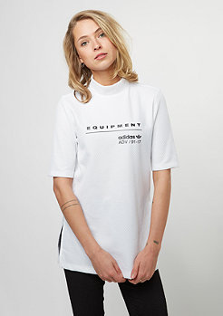 T-Shirt EQT Mesh Sweat white