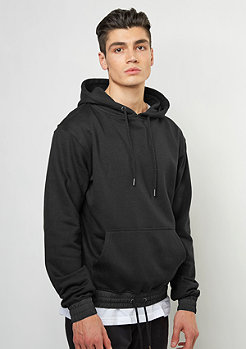 Hooded-Sweatshirt Oversized Hoody black