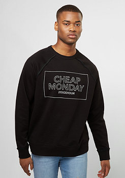 Sweatshirt Rules Thin Box black