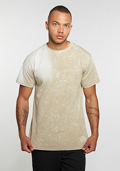 T-Shirt Salomon light bone