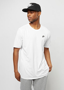 NIKE T-Shirt TB BND Futura white/black