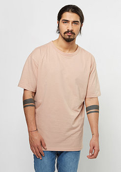 Urban Classics T-Shirt Oversized lightrose