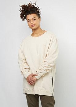Sweatshirt pastel sandshell