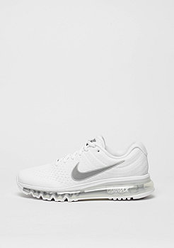 Laufschuh Air Max 2017 white/metallic silver