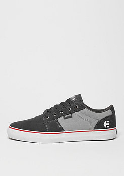 Skateschuh Barge LS dark grey/grey/red