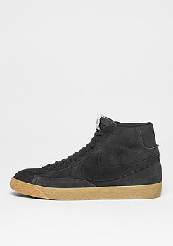 NIKE Schuh Blazer Mid-Top Premium black/black/gum light brown