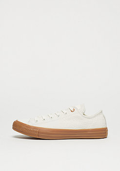 Schuh Chuck Taylor All Star Ox egret/honey gum/honey gum