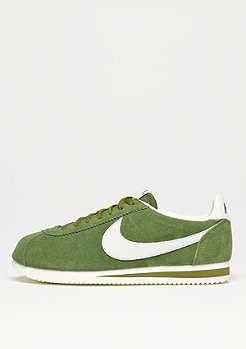 Laufschuh Classic Cortez Leather SE legion green/sail