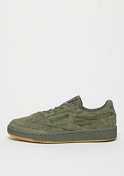 Reebok Schuh Club C 85 TG hunter green/popular green/gum