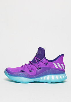 Basketballschuh Crazy Explosive Low collegiate navy/gold metallic/blue