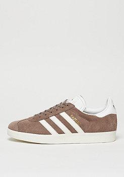 adidas Schuh Gazelle trace brown/white/white