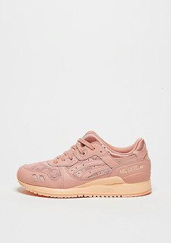 Schuh Gel-Lyte III peach beige/peach beige