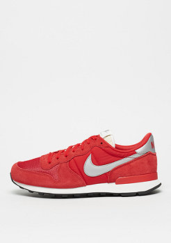 Laufschuh Internationalist university red/metallic silver