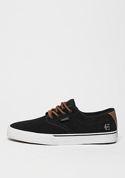 Skateschuh Jameson black/brown/grey