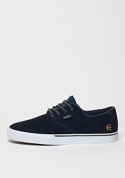Skateschuh Jameson navy/white/gum